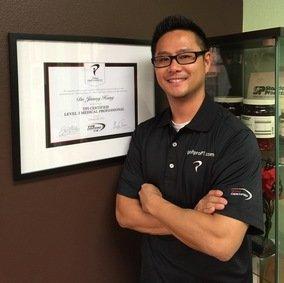 Dr. Jimmy Hang