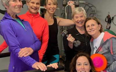 Strength Training Exercises for Aging Well
